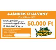 ... Vásárlási Utalvány 40.000 Ft 40000 · utalavany 50000 harcsa a141d255f3